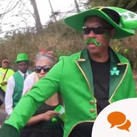 Ever wondered why Montserrat have a day off for St Patrick's Day too?