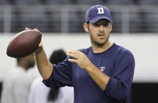 The Red Zone: Garrett fiddles while Romo burns