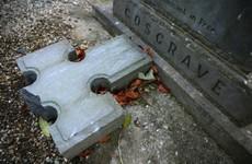 Vandals attack gravestone of W.T. Cosgrave