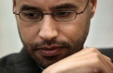 International Criminal Court dealing 'indirectly' with Gaddafi's son