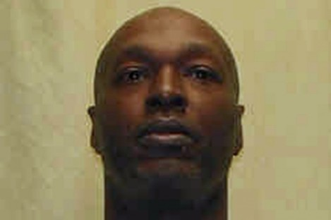Death row inmate Romell Broom, whose 2009 botched execution was called off after two hours.