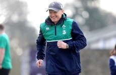 Schmidt to decide on his future with Ireland after South Africa tour