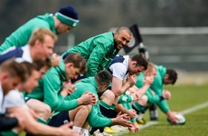 Zebo not worried by post-match reviews, he'll continue to offload when the time is right