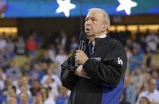 Frank Sinatra Jr dies suddenly on tour aged 72