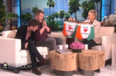 Take a break and watch these two Irish singers perform live on Ellen