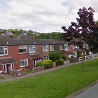 Homes evacuated for hours overnight after viable bomb thrown