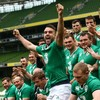Ireland hoping Schmidt will stay on to lead 'exciting new crop' through