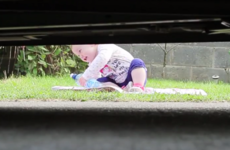 Ever think about driveway safety? New campaign to protect kids playing at home