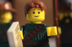 WATCH: This amazing short film recreates the 1916 Easter Rising entirely with Lego