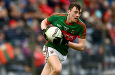 Four senior footballers in Mayo side for Connacht U21 opener