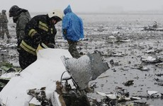 62 dead as airliner crashes and bursts into flames in poor weather