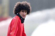 Marouane Fellaini: I'm not a dirty player