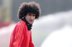 Marouane Fellaini: I'm not a dirty player