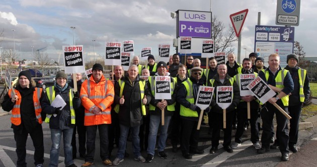 Poll: Do you sympathise with the pay demands of the Luas and Irish Rail workers?