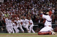 What a comeback! Cards clinch the World Series