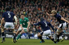 How we rated Ireland in their encouraging win over Scotland