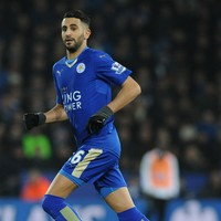 Riyad Mahrez has now scored or assisted exactly 50% of Leicester's goals this season