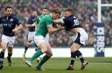As it happened: Ireland v Scotland, Six Nations Championship