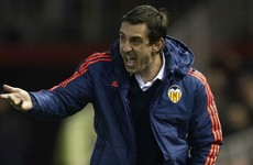 Neville 'totally committed' to Valencia despite criticism over England role
