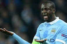 Yaya Toure labelled a 'centre-circle-to-centre-circle midfielder'