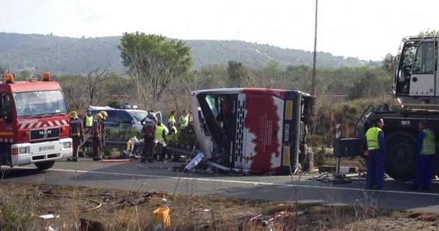 Three UCC students survive Spanish bus crash that killed at least 13 people