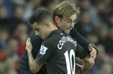 Philippe Coutinho is not unsellable, insists Jurgen Klopp
