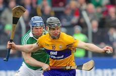 Clare clinch league promotion with victory over 14-man Limerick in Ennis