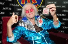 Jimmy Savile dies at home, aged 84