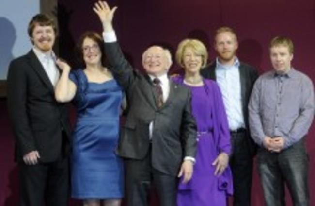 Liveblog: Michael D Higgins elected President - as it happened