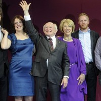 Liveblog: Michael D Higgins elected President - as it happened