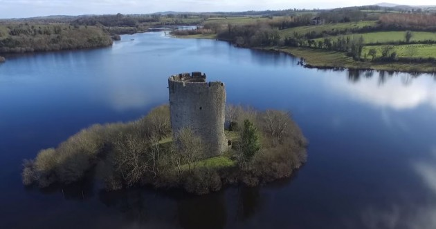 This drone footage from Cavan is absolutely stunning