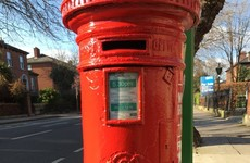 Here's why red post boxes have been popping up all over Dublin