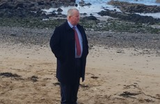 """I don't know how I'm going to cope with it"": Witness describes horror of Buncrana pier tragedy"