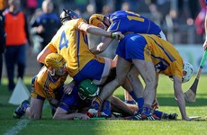 Clare, Dublin, Kilkenny, Wexford and Galway will have home advantage for hurling league clashes