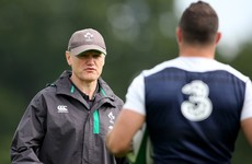 'It would be disastrous if Joe left' - Kearney hopeful Schmidt extends Ireland stay