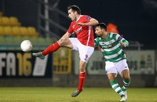The in-form striker with 4 goals from 4 games leads our SSE Airtricity League Team of the Week