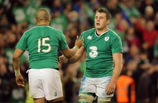 Munster expect entire Ireland contingent to be available this weekend