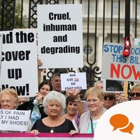 Why are the medical records of the symphysiotomy victims being destroyed?