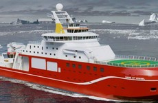 Boaty McBoatface is leading the public vote to name Britain's new polar research ship