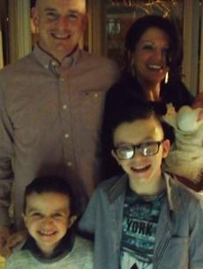 Photos show happy family before Buncrana tragedy