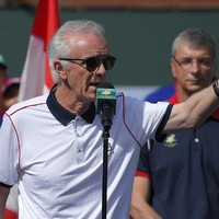 This tennis boss has resigned over his controversial comments about 'lady players'