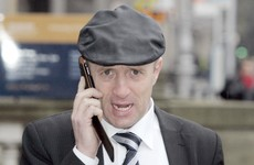 """She was giving me a right doing"" - Healy-Rae has his say on his close encounter with a cow"