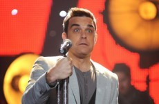 Robbie Williams admits laughing at naked Kylie Minogue