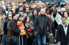 The kindness of strangers: Shelter and lifts offered to those stranded in Brussels
