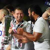 'I can't remember the trophy presentation' - Hartley