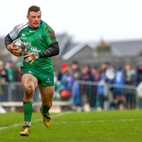 Henshaw available to face future team-mates when Leinster visit the Sportsground