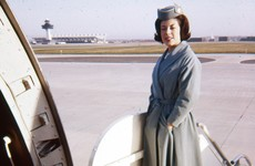 'The world was our bargain basement': Former Pan Am stewardess on her global adventures