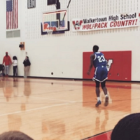 This teenager's incredible attempted slam dunk is so bad it's absolutely terrific