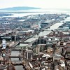 The Irish Air Corps captured these great aerial images of Dublin today