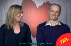 Two doctors were matched up on First Dates last night -- and it went horribly wrong